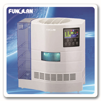 Ozone And Hepa Filter Water Washing Air Cleaner Home Air Purifier ...