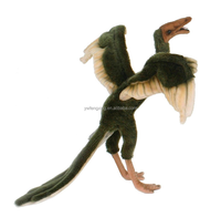 ARCHAEOPTERYX DINOSAUR REALISTIC CUTE SOFT ANIMAL PLUSH TOY 27cm