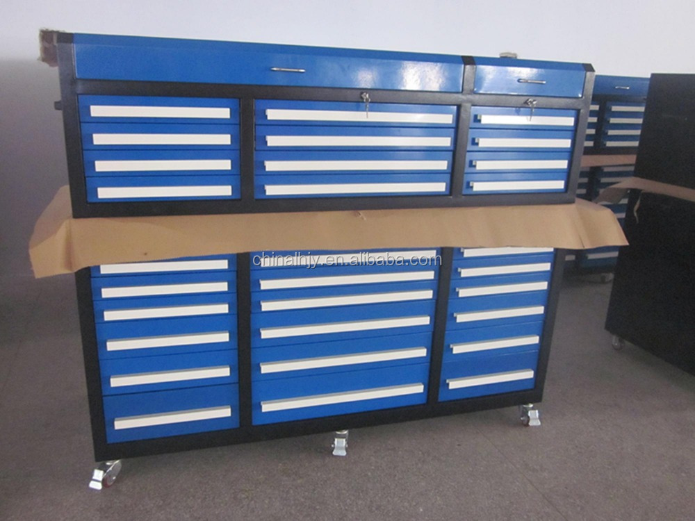 New Design Rolling Tool Chest Steel Working Bench Tool