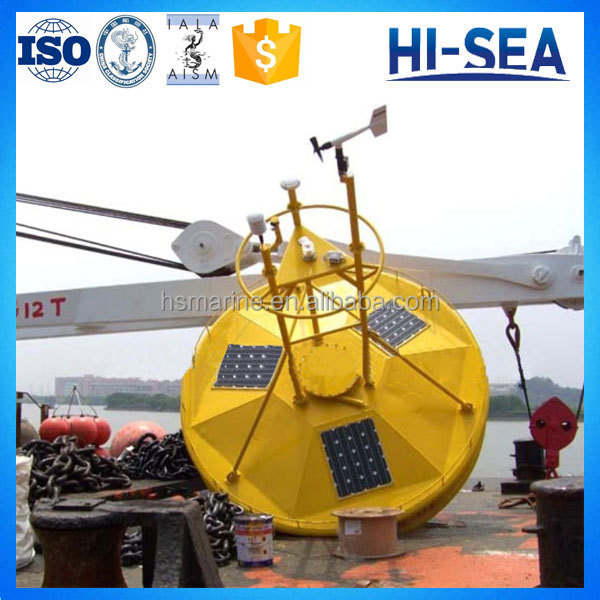 Marine Weather Buoy Meteorological Monitoring Buoy