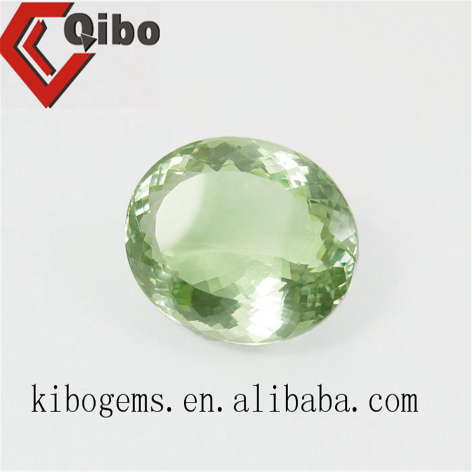 hot sale green color crystal diamonds