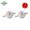 High Power 130-140lm 3V 45mil Red Color Epistar 1W Smd LED