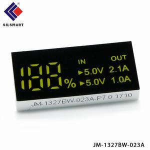 cool white Common Anode digital message board led numeric display for rice cookers