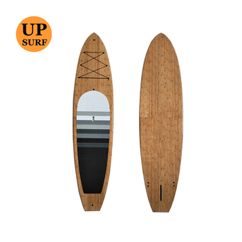 Epoxy Paddle Board Bamboo SUP Stand Up Paddle Boards 2019 bamboo SUP