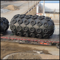D3300XL5000MM yokohama type floating pneumatic rubber fendres for barges and ships docking