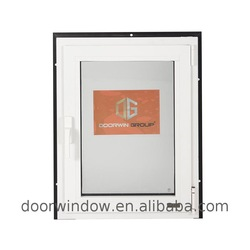 Best sale new paining double hung windows argon filled double hung window