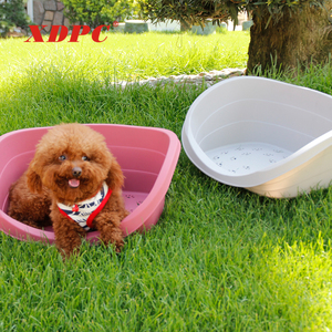 XDPC Hot sale cheap 3 layer indoor animal plastic pet dog cat puppy cage tray bed kennels for cats dogs pets