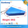 Customized Triangle frame 48v 10ah lithium ion battery for e-bike battery with 18650 samsung cells