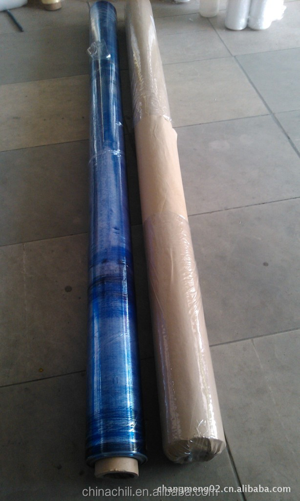 Export of India pvc printing packing film