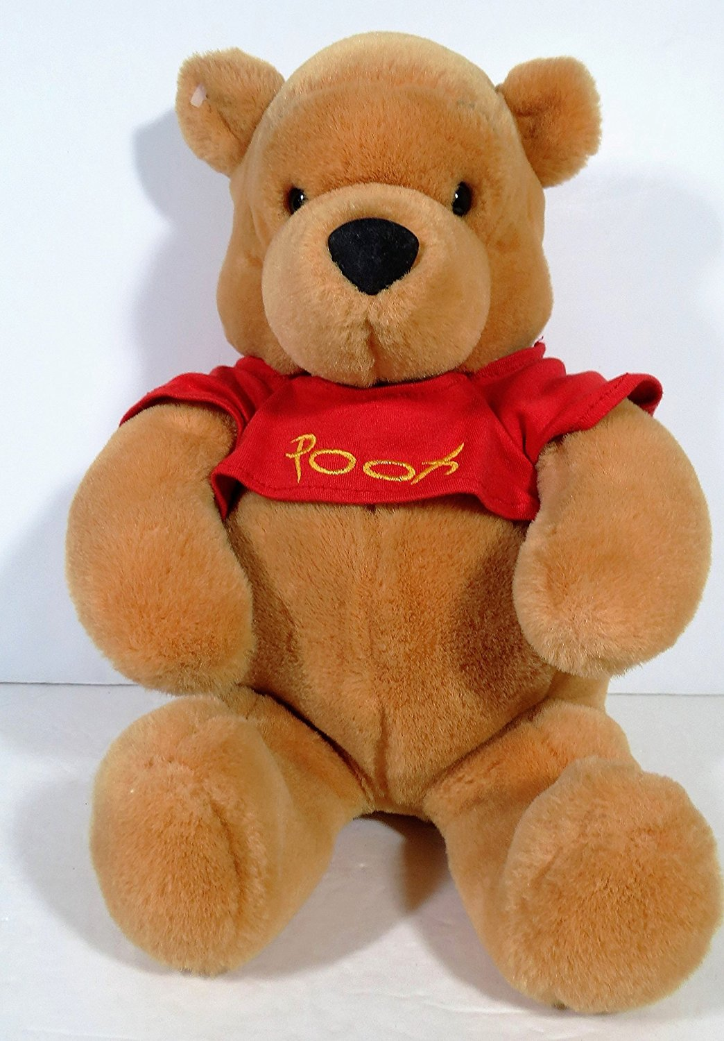 "13"" Winnie The Pooh - Talks and Vibrates ""Honey is Sweet and So are You"""