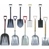 All steel shovel handle shovel with chep price