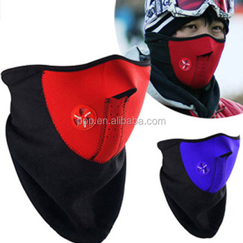 Outdoor Cycling Aniti-wind masks Winter Warm Windproof Protection masks