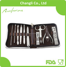 OEM professional manicure pedicure set