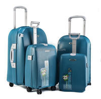 High Quality China PP Material Travel Luggage Bags Cases set