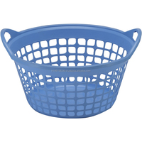 small and cheap plastic laundry basket