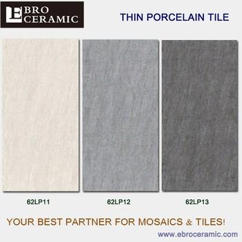 Ebro Ceramic All Kinds Of Stone Look Marble Design Size Lamina Thin Porcelain Tile 600x1200mm