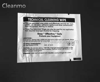 Manufacturer Ipa Pre-saturated Thermal Printhead Cleaning Wipes With 99%  Isopropyl Alcohol Solution - Buy Ipa Cleaning Wipes,Thermal Printhead