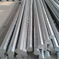 Electric Distribution Steel Post