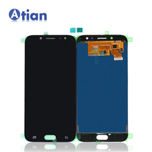 5,5 ''Display für Samsung für Galaxy J7 Pro J730 LCD Für Samsung J7 2017 LCD Touch Screen Digitizer J730F <span class=keywords><strong>TFT</strong></span> Einstellbar