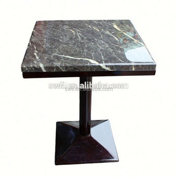 Composite Man Made Stone Table Top Rectangle Acrylic Artificial Marble Dining