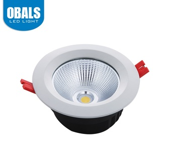 6 inch 48w 36w trim recessed slim gimbal grille smd mini downlight led