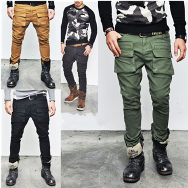 Trendy Hipster S Semi Baggy Mens Slim Cotton Biker Pants Cargo Pant Buy Cargo Pant Motor Denim Man Jeans Khaki Denim Jeans Product On Alibaba Com