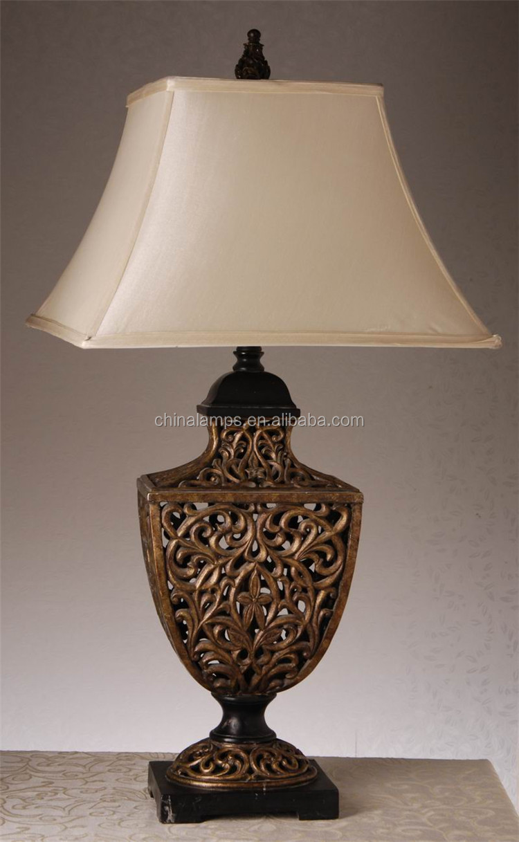 2017 Hot Sell America Style Simple Design Wood Floor Standing Lamp ...