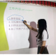 Waterproof Matte PET film Dry Erase rolling whiteboard for Projection