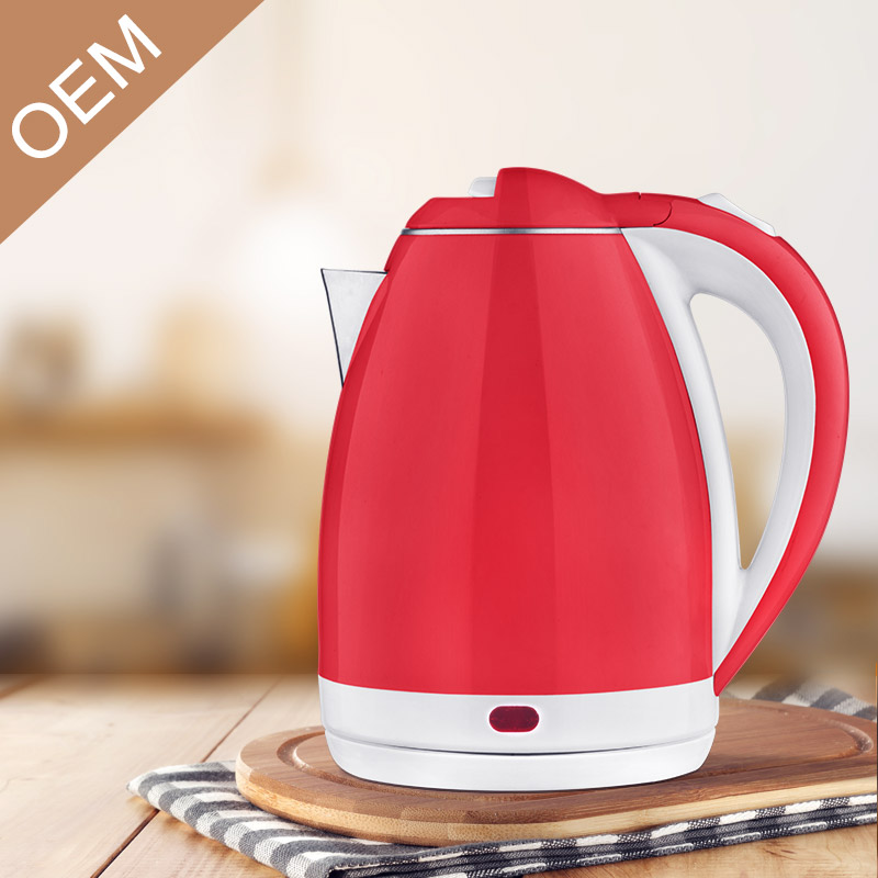 New Design Thermo plastic electric kettle kitchen appliance