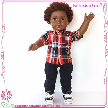 10a60cb0c8297 Custom Make 19 Inch Black Boy Doll Ce Curly Hair - Buy Black Boy Doll Ce,19  Inch Black Boy Doll Ce,Doll Black For Sale Product on Alibaba.com