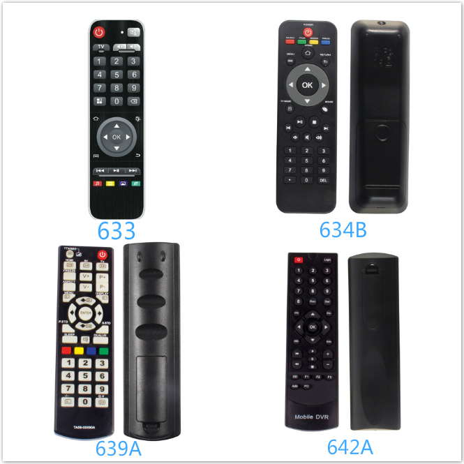 Factory Custom Universele Tv/Stb Afstandsbediening Infrarood Multifunctionele Set Top Box Afstandsbediening