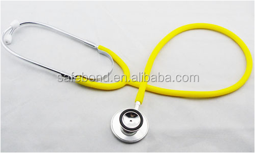 Medical hospital digital electronic Stethoscope with id tag