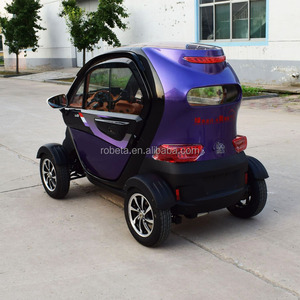 Batteries For Street Legal 4 Seats China Small Electric Vehicle