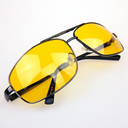 Wholesale Free shipping Night Driving Glasses Anti Glare Vision ...