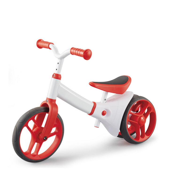 Balance bike 2 in 1 safe ride on toys kids smart baby scooter