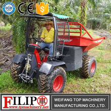 agriculture machinery articulated 4wd farm tractor for sale