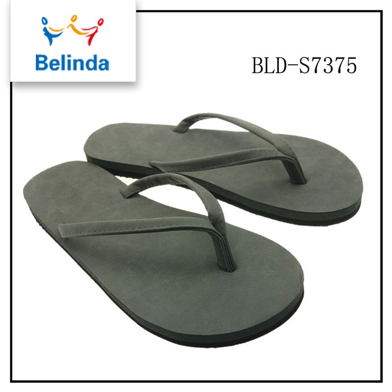 2017 popular design fashion summer ladies leather chappal for sale