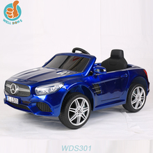 WDS301 2017 Cheap Certificate CE Ride On Car Mercedes Benz For Kids Game