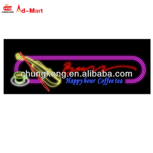 Popular backlit number digital sign/led channel letters for advertising