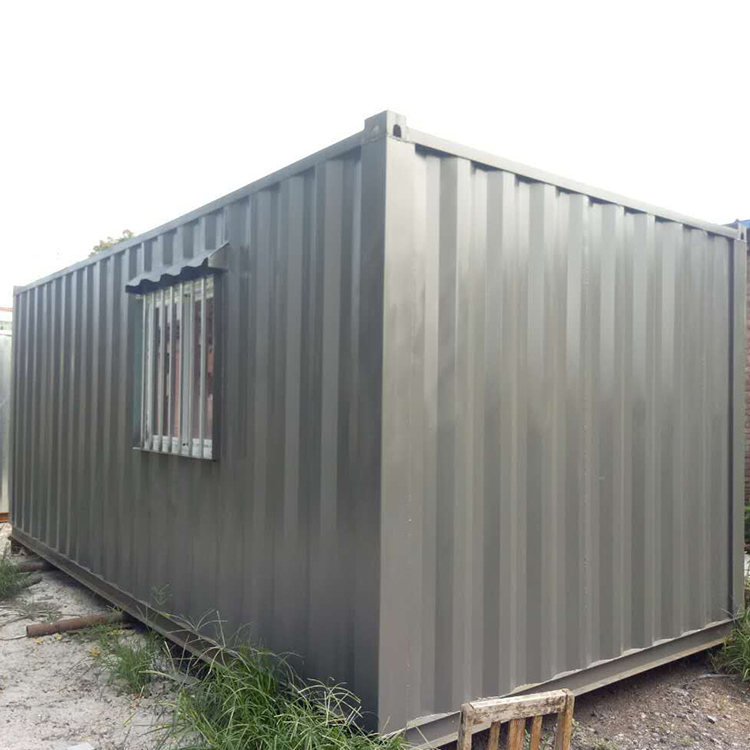 Modern design EPS cost saving expandable workshop container house