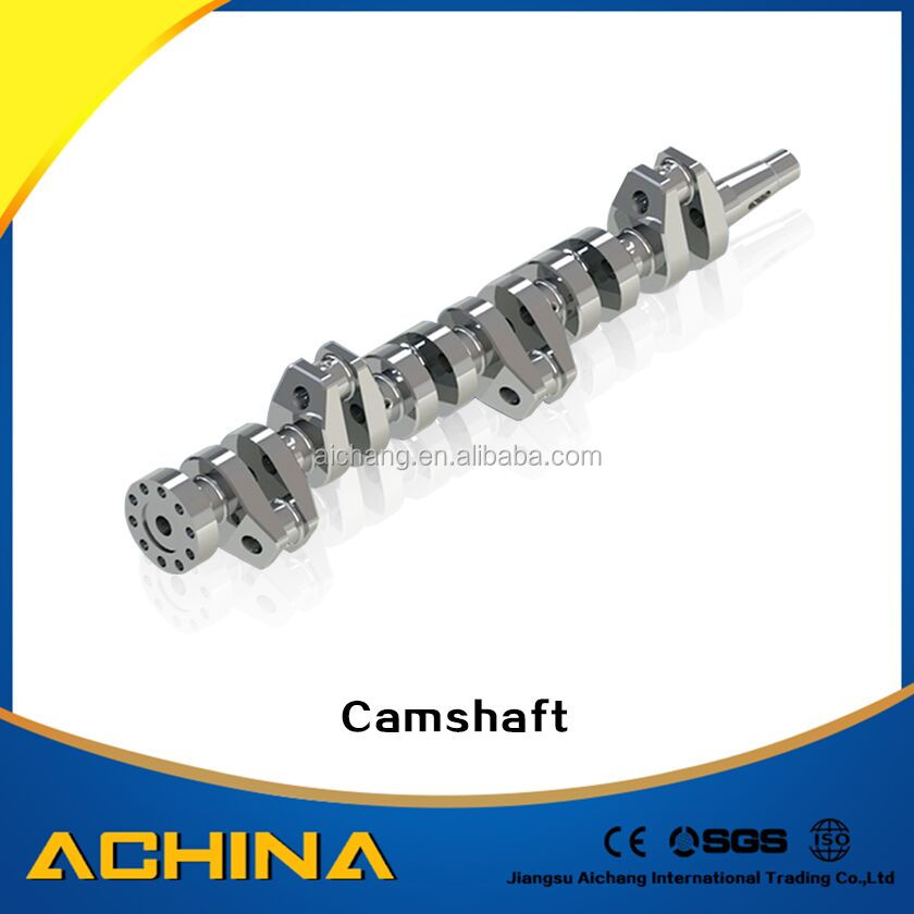2017 Best Quality Small diesel engine spare part crankshaft from china