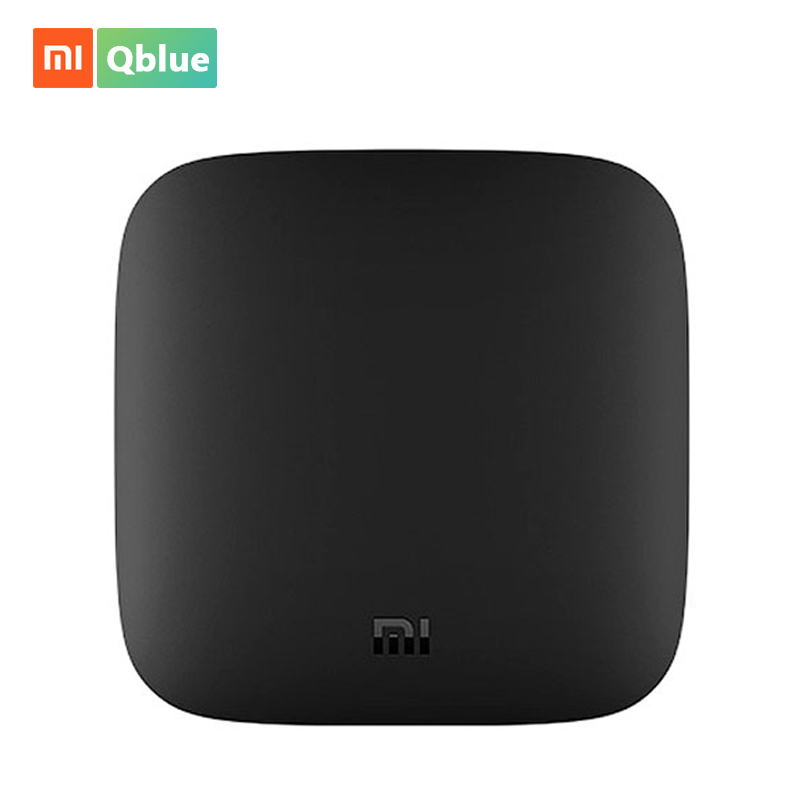 Xiaomi MI TV BOX 3S Smart 4K Ultra High Definition 2G/8G Android 6.0 WIFI Media Player Set Top Box Support OTA