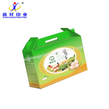 Custom New Design Corrugated Eggs Carton Green Cardboard Fancy Eggs Packaging Tray Paper Box
