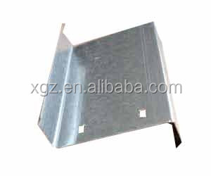 Z section steel profile purline steel frame