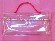 2012 Non-toxic, no smell pvc hand bag