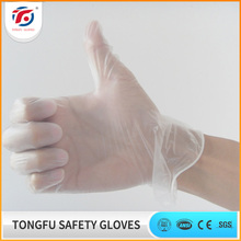 Disposable PVC / Vinyl Gloves For Examination And Food Use