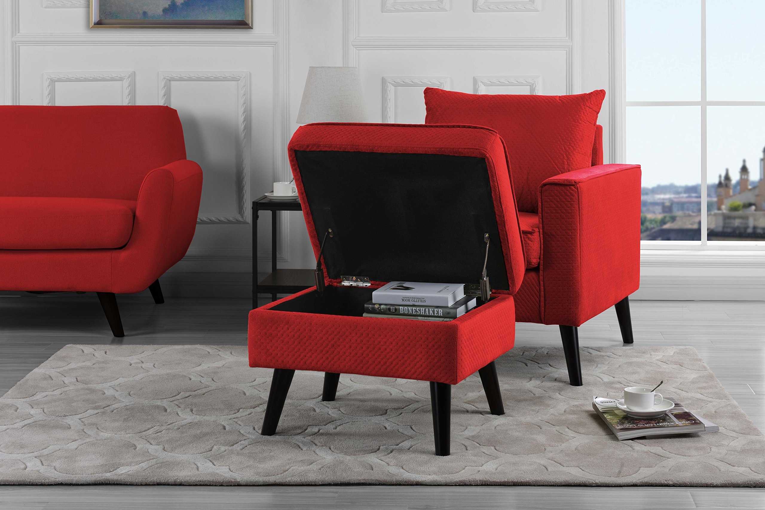 Prime Cheap Storage Ottoman Red Find Storage Ottoman Red Deals On Short Links Chair Design For Home Short Linksinfo