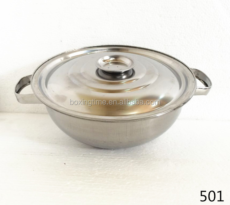 Pcs high quality stainless steel pasta pot with strainer
