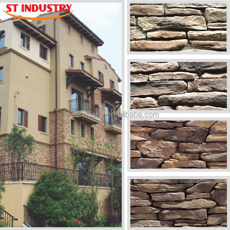 China wholesale light weight cultural artificial stone