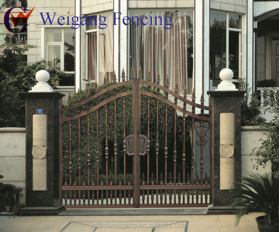 Main wrought iron gate design home  Main Wrought Iron Gate Design Home Buy Main  Gate. Home Gate Design  universalcouncil info